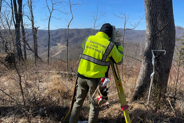 Surveying in Franklin, Bedford and Pittsylvania Counties